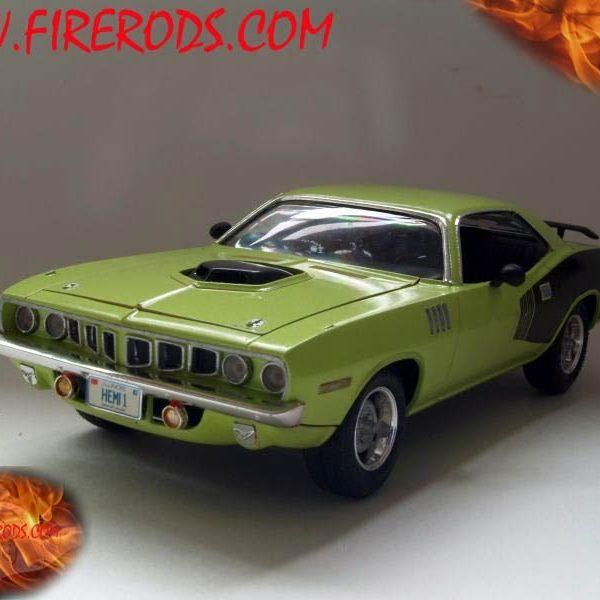 1971 Plymouth 'Cuda Hemi