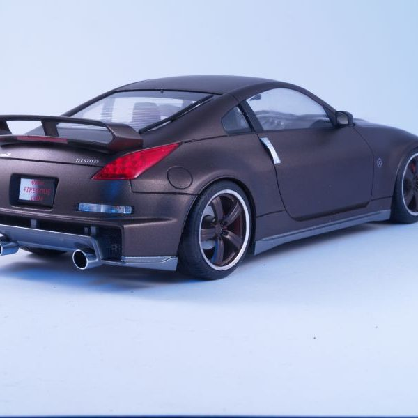 Nissan 350Z Nismo Gallery