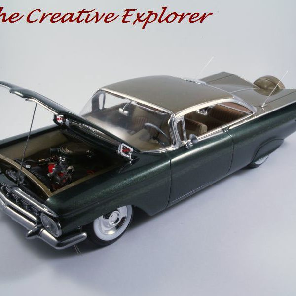 1959 Chevrolet Impala mild custom Gallery