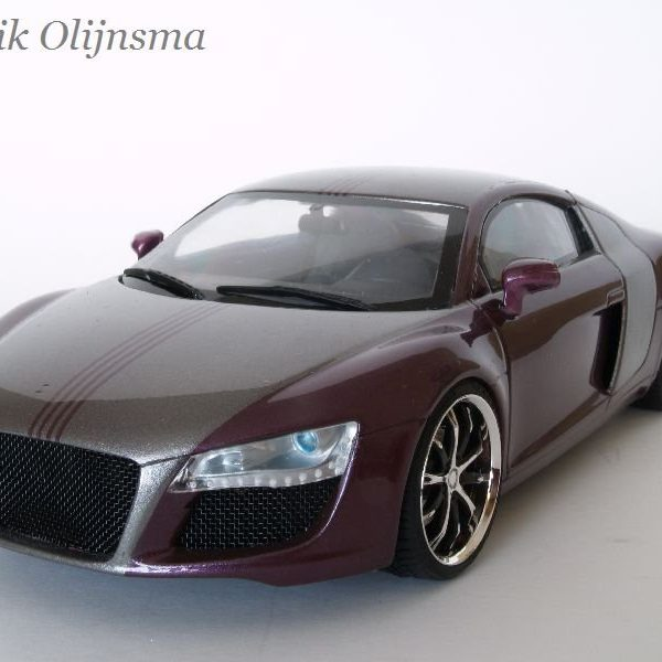 Audi R8 C-spec