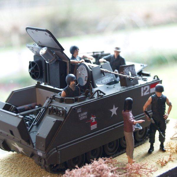 M113A1 A.P.C.
