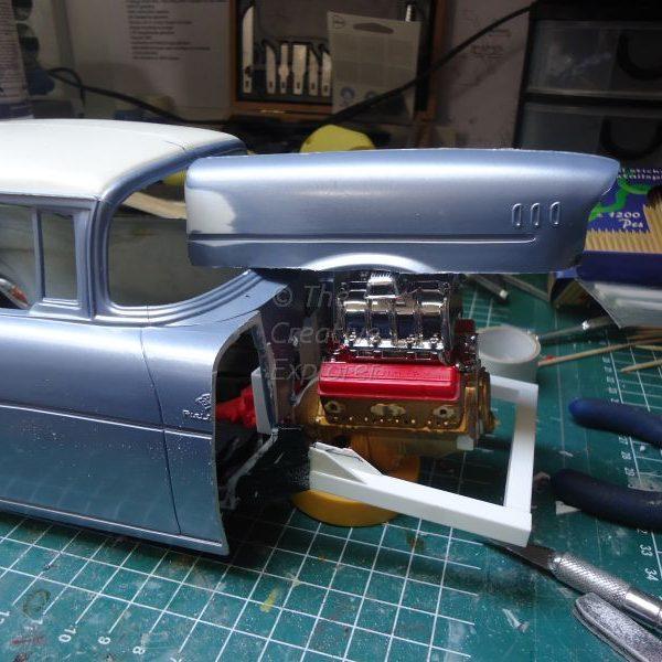 1957 Chevrolet Bel Air barnrod