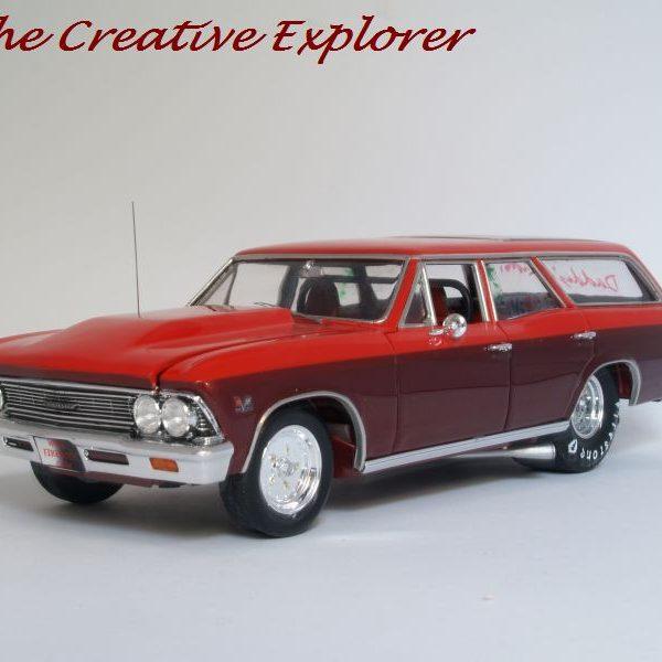 1966 Chevelle Pro Street custom Gallery