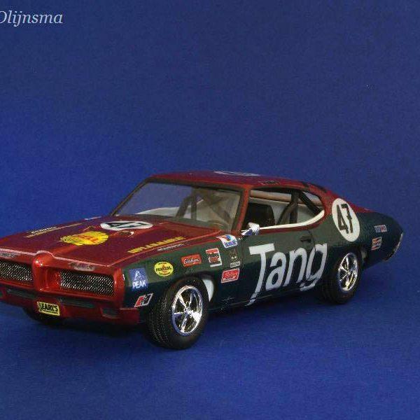1969 Pontiac GTO stockcar
