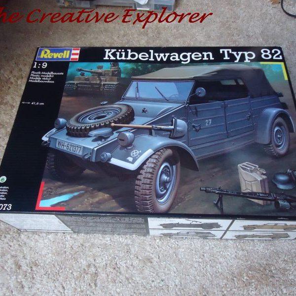 1/9 Volkswagen Kübel 'Kubelrod'