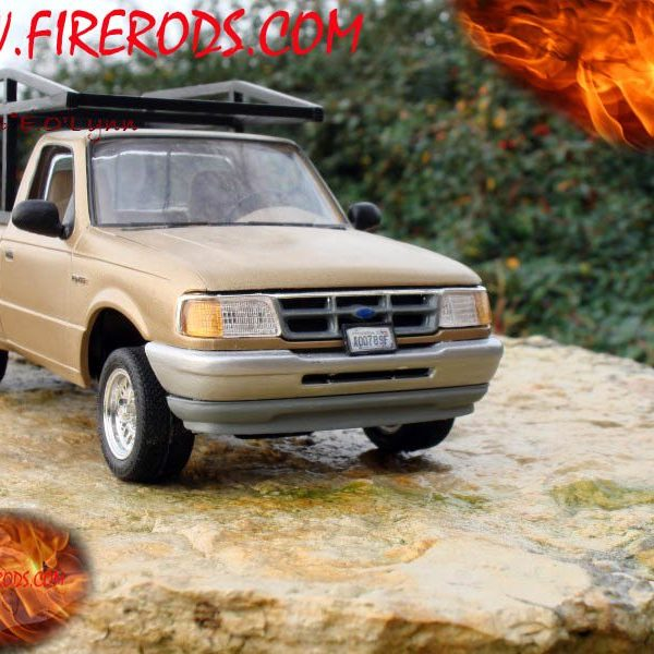 1993 Ford Ranger 'Eric's replica'