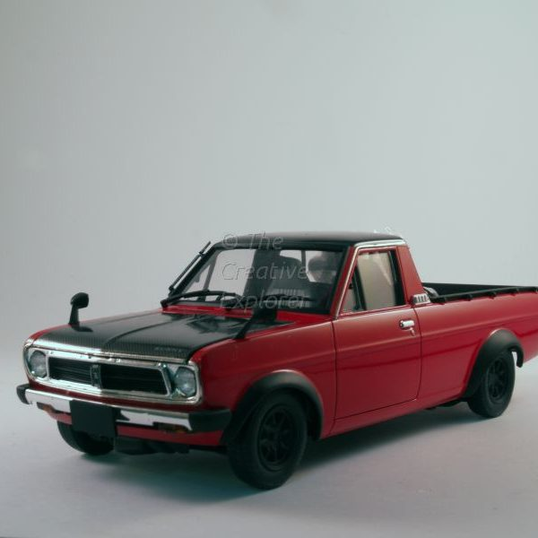 Nissan Sunny pick-up with Skyline engine