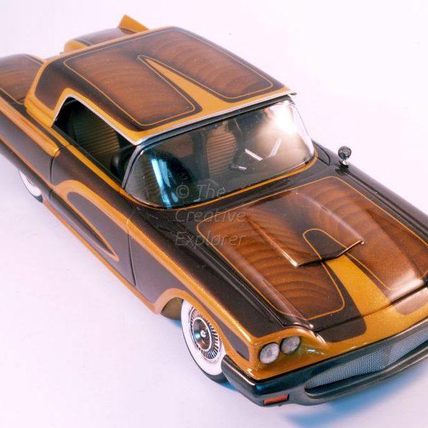 1958 Ford Thunderbird paneljob Gallery
