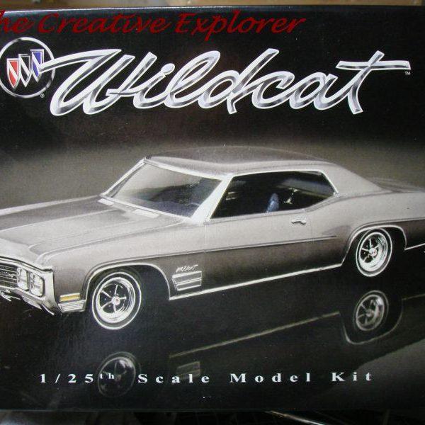 1970 Buick Wildcat wip