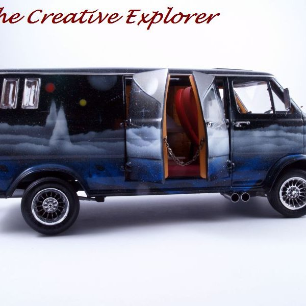 Seventies Ford Econoline 'Wizard' van Gallery