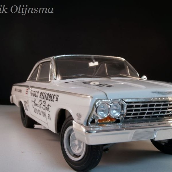 1962 Chevrolet Bel Air 409 S/S