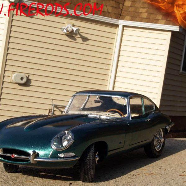 1964 Jaguar E-type 1/8