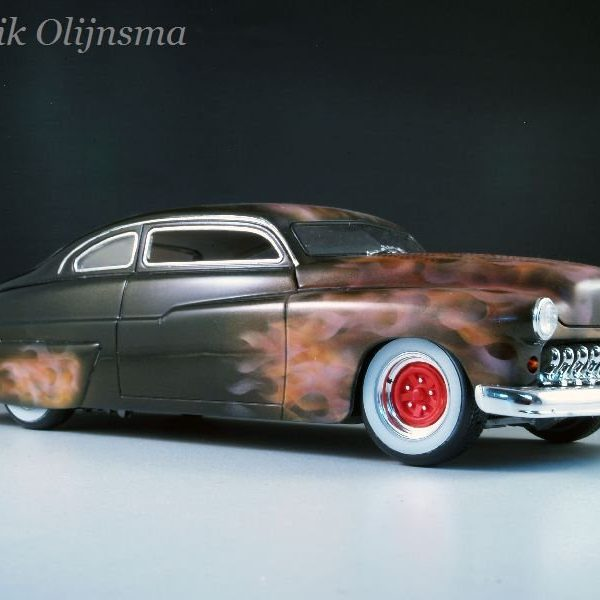 1949 Mercury true flames