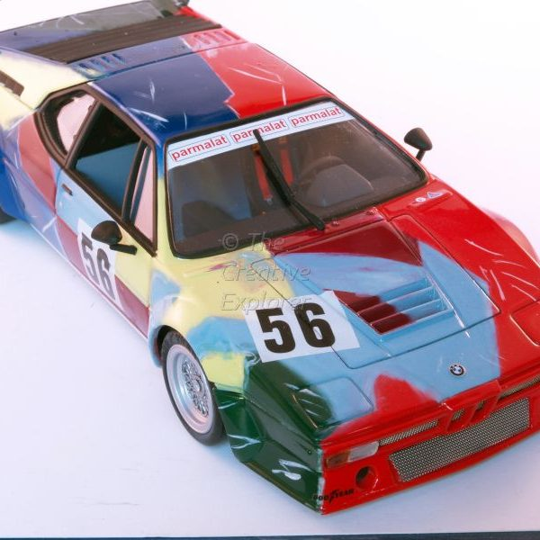 BMW M1 Andy Warhole Le-Mans racer Gallery