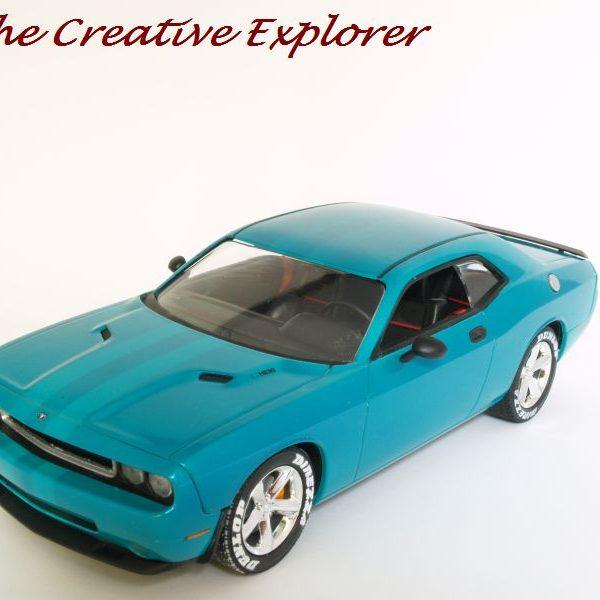 2011 Dodge Challenger SRT/8