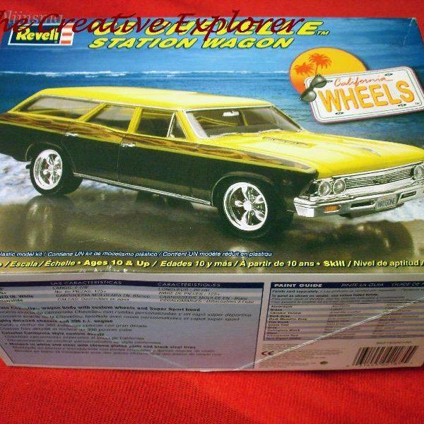 1966 Chevrolet Chevelle prostreet custom wip