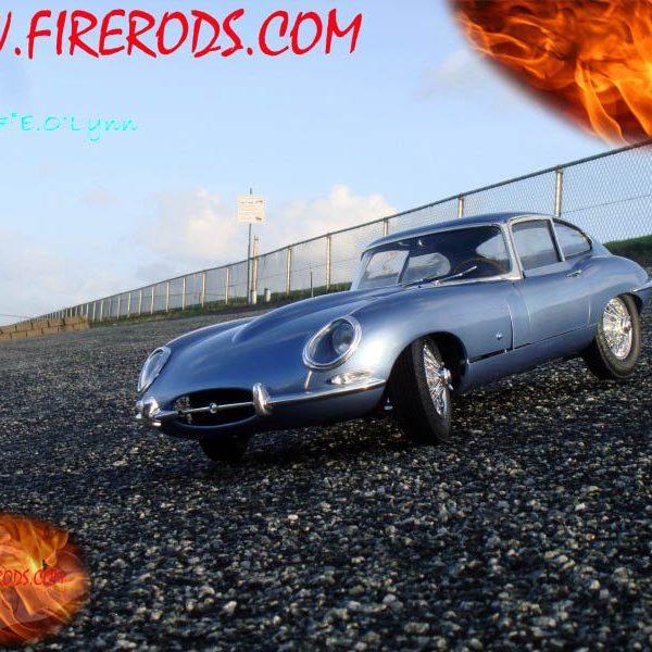 1963 Jaguar E-type 1/8