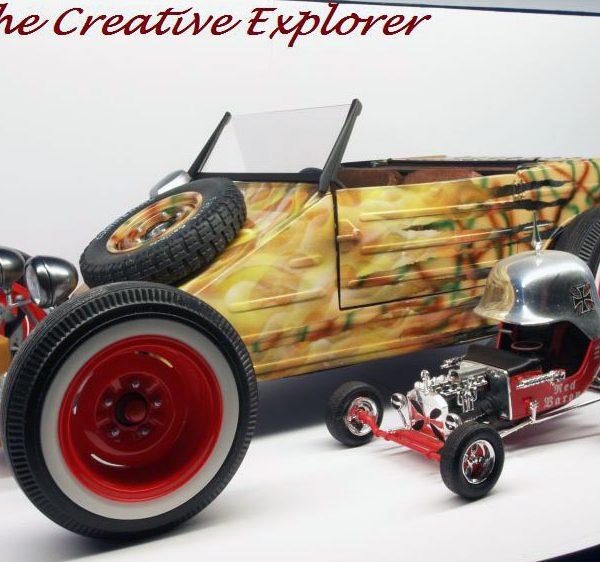 1/9 VW Kübelrod Gallery