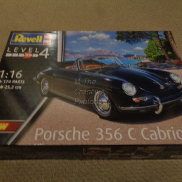 Porsche 356 C 1:16 Revell 07043